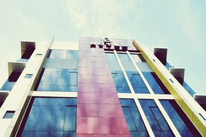 G Hotel Pontianak - Tampilan Luar Hotel