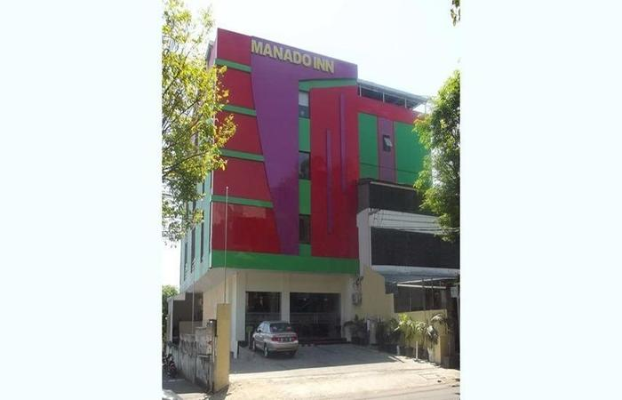 Manado Inn Hotel Manado - Eksterior