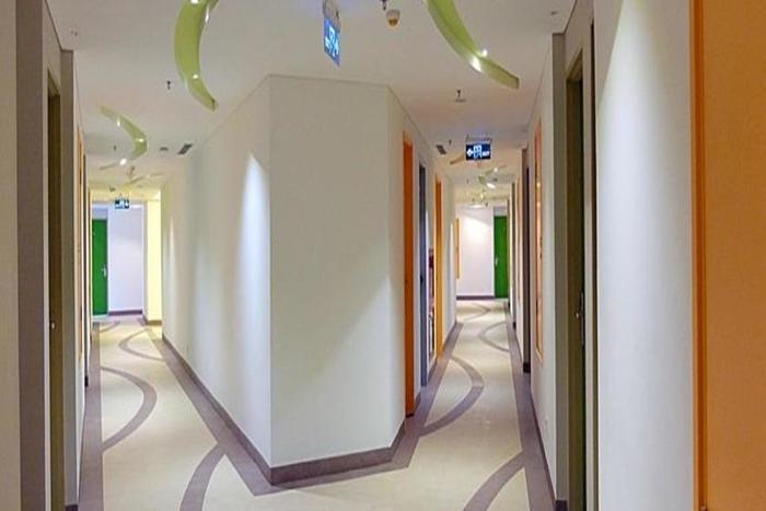 Zest Hotel Airport Tangerang - Corridor