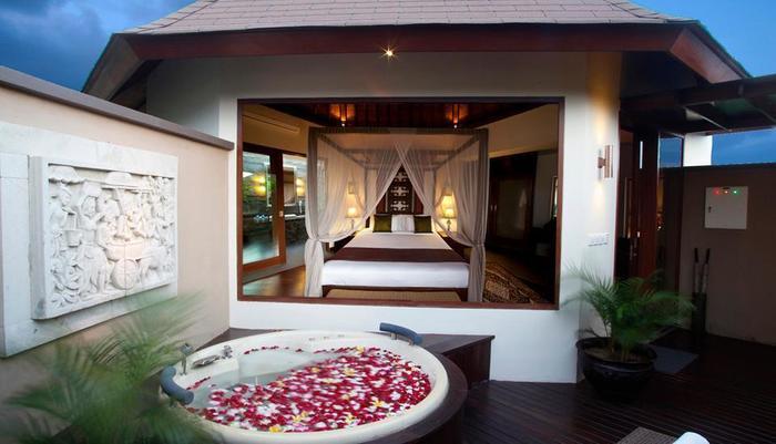 Kanishka Villas Bali - Eksterior Suite Jacuzzi