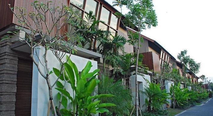 Kanishka Villas Bali - Tampilan Luar Hotel