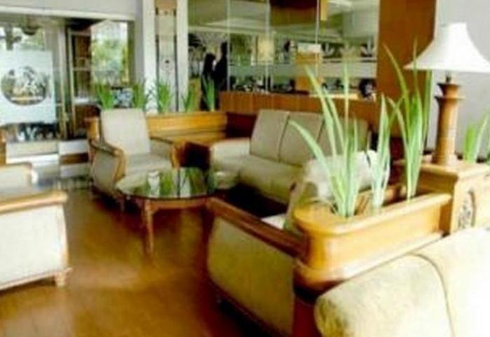 Kedaton Hotel Bandung - Lobby