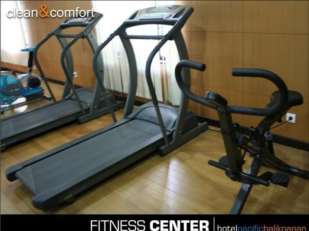 Hotel Pacific Balikpapan - Pusat Fitnes