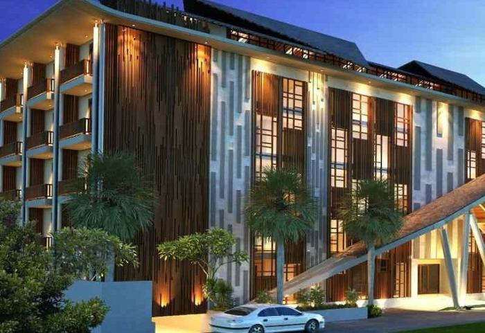 Sense Hotel Seminyak - Appearance Hotel