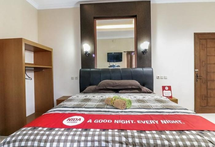 NIDA Rooms South Alun-Alun Kraton 5 Jogja - Kamar tamu