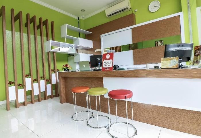NIDA Rooms South Alun-Alun Kraton 5 Jogja - Lobi
