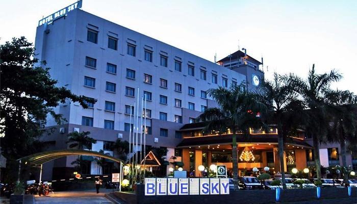 Hotel Blue Sky Balikpapan - Exterior