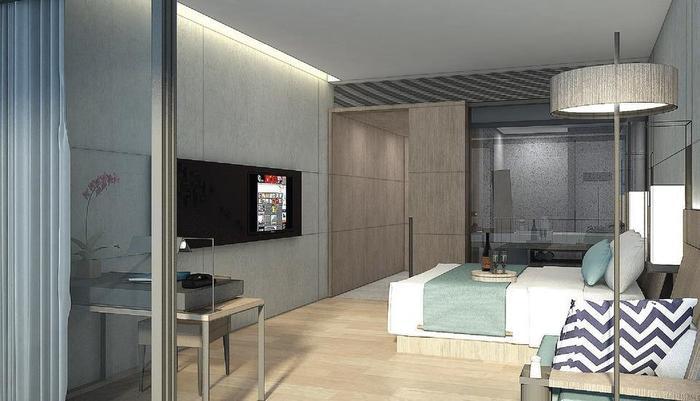 Royal Tulip Gunung Geulis Resort and Golf Bogor - Deluxe dengan 1 tempat tidur