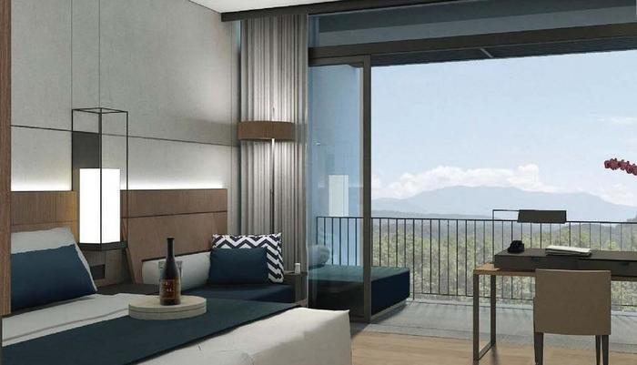 Royal Tulip Gunung Geulis Resort and Golf Bogor - Deluxe dengan 2 tempat tidur