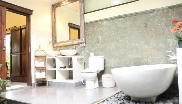 Villa JJ and Spa Ubud Bali - Bathroom