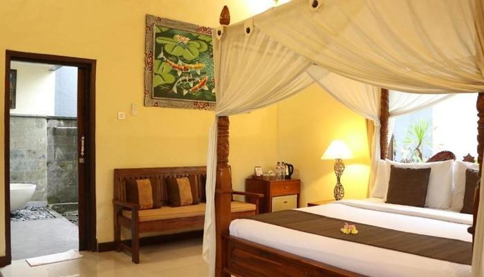 Villa JJ and Spa Ubud Bali - Room
