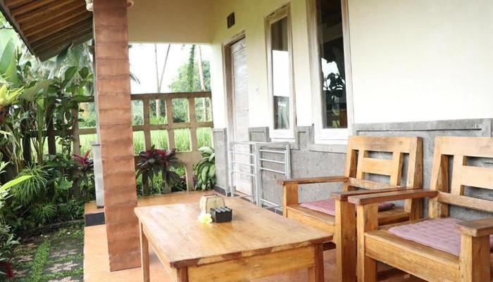 Villa JJ and Spa Ubud Bali - Interior