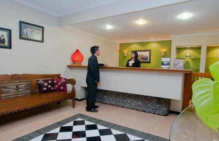 Hotel Catur Magelang - Resepsionis