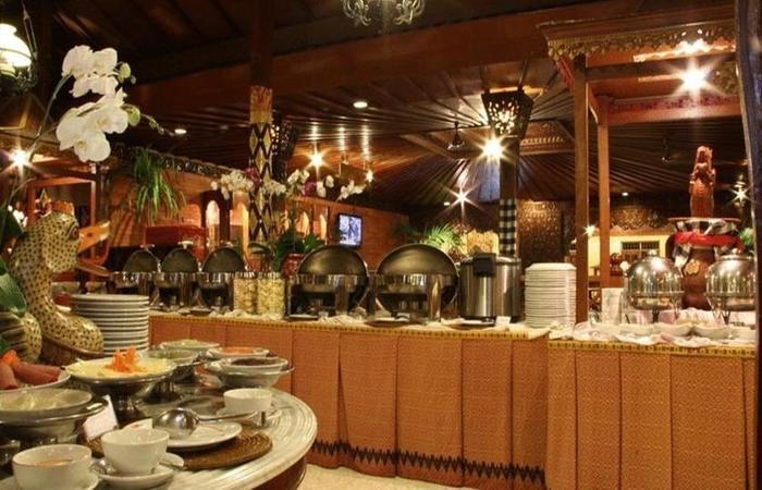 Hotel Puri Artha Yogyakarta - Prasmanan