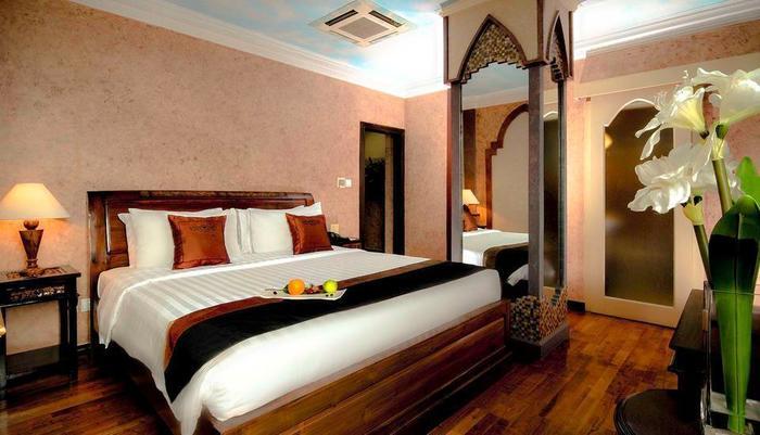 Amos Cozy Hotel Jakarta - 9