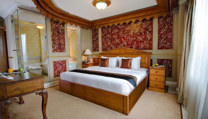 Amos Cozy Hotel Jakarta - 12