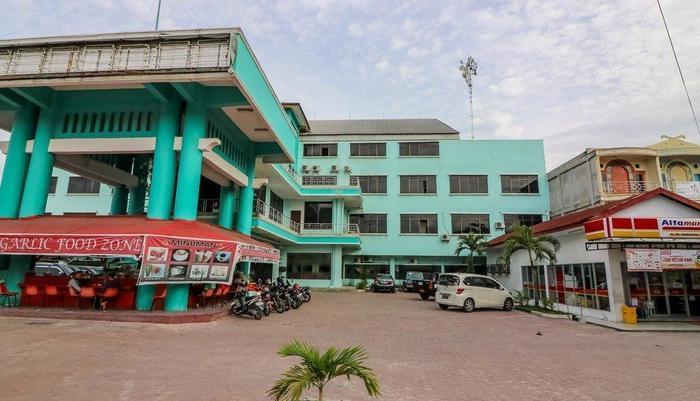 NIDA Rooms Tampan Universitas Riau HR. Subrantas Pekanbaru - Eksterior
