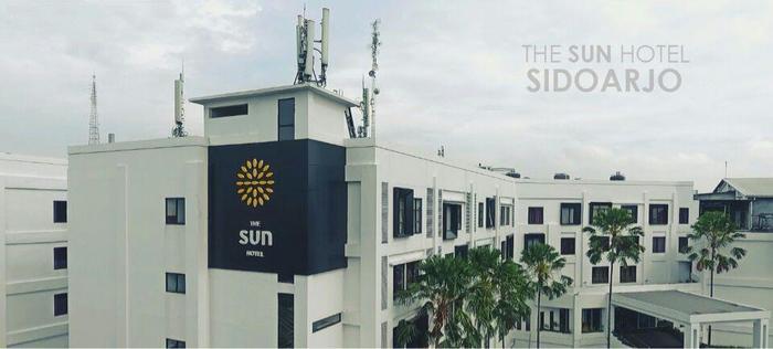 The Sun Hotel Surabaya - Tampak Depan