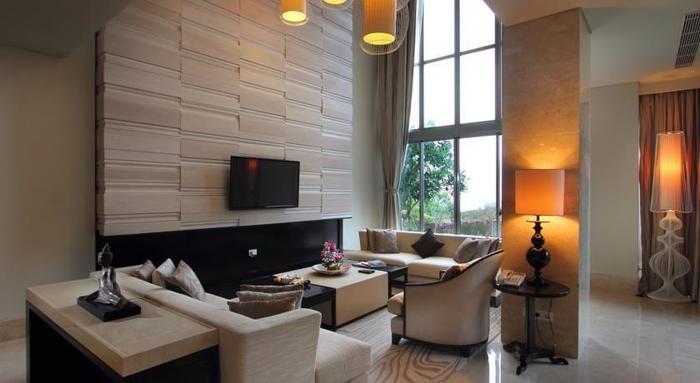 Ayana Residences Bali - Ruang tamu