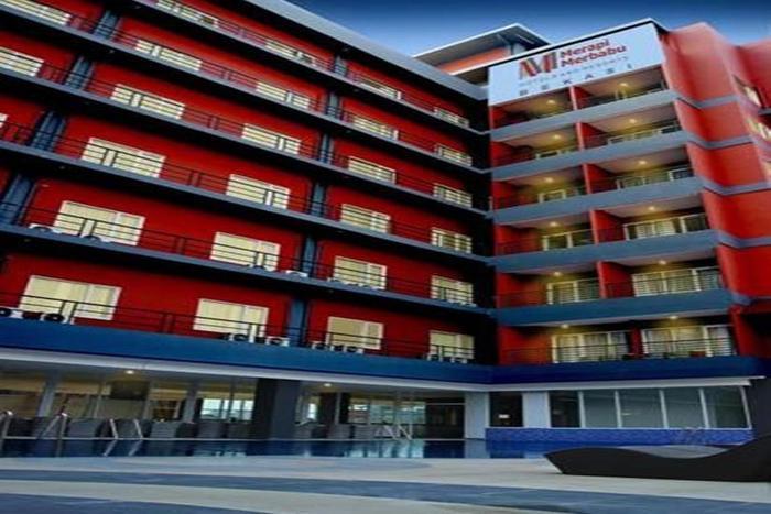 Merapi Merbabu Hotel Bekasi - Tampilan Luar Hotel