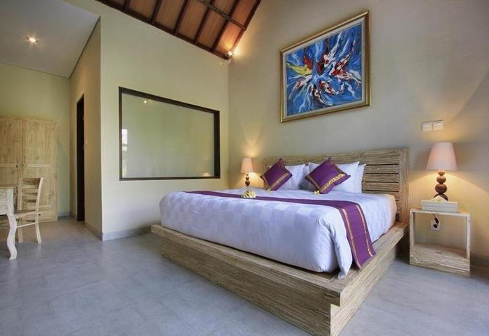 Tapa Kawi Villas Bali - Deluxe Room Valley View