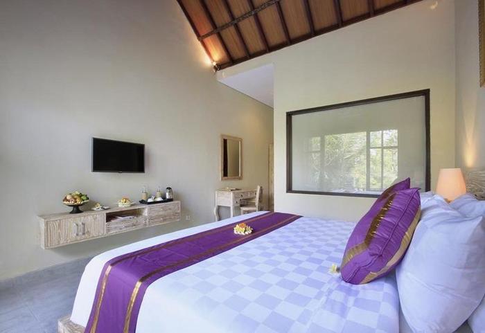 Tapa Kawi Villas Bali - Kamar tamu