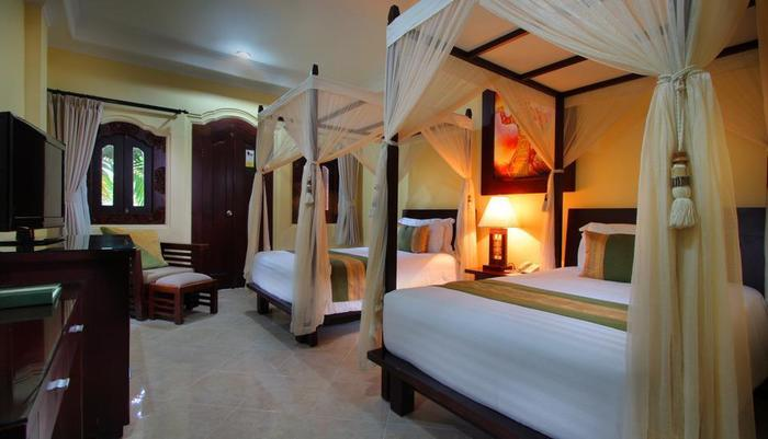 Adi Dharma Hotel Bali - Kamar Deluxe