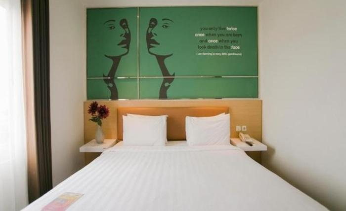 Best Hotel Surabaya Surabaya - Kamar tamu