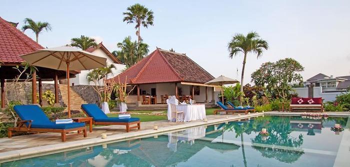 The Junno Villa Bali - Kolam Renang
