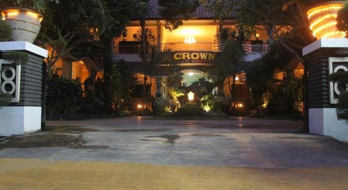 Crown Hotel Lombok - Exterior