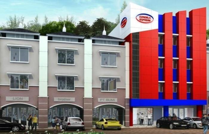 Cordex Hotel Ancol Jakarta - Eksterior
