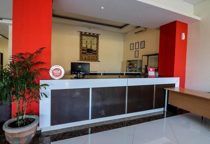 NIDA Rooms Pura Demak Denpasar - Resepsionis