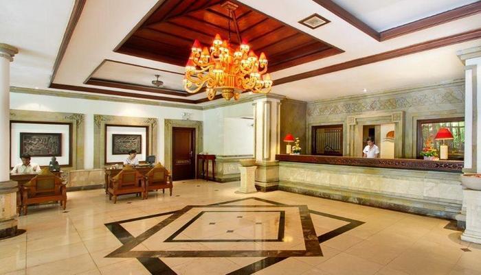 Kuta Seaview Hotel Bali - Lobi