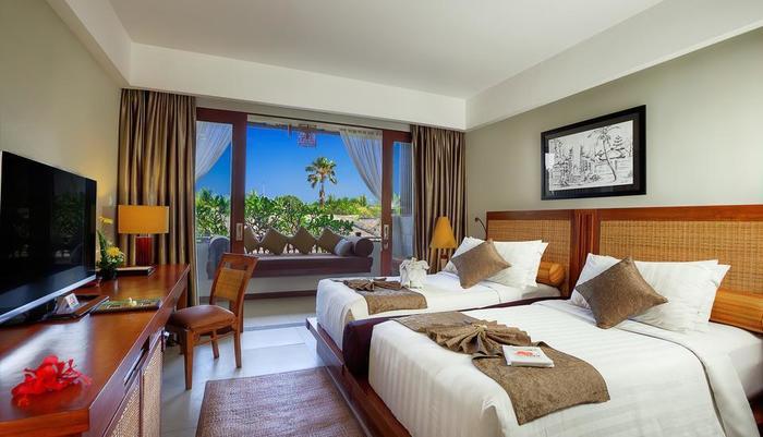 Kuta Seaview Hotel Bali - Deluxe Room