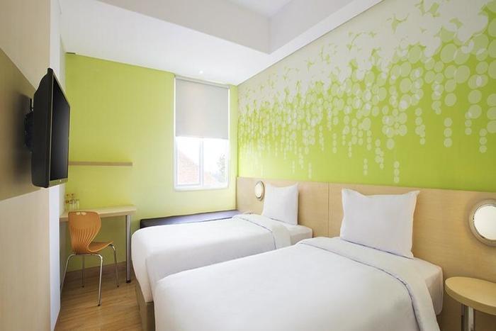 Zest Hotel Bogor - Kamar tamu