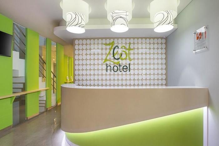 Zest Hotel Bogor - Resepsionis