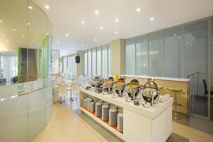 Zest Hotel Bogor - Perjamuan Sarapan