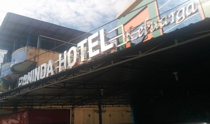 Paninda Hotel Keluarga Medan - Eksterior
