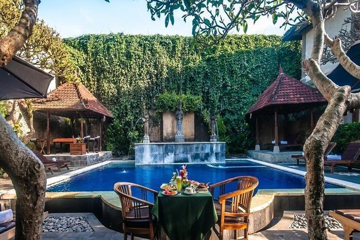 Sahadewa Resort & Spa Bali - Kolam Renang