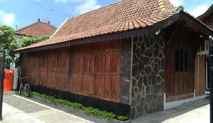 Iwabana Homestay Bali - Bagian depan Homestay