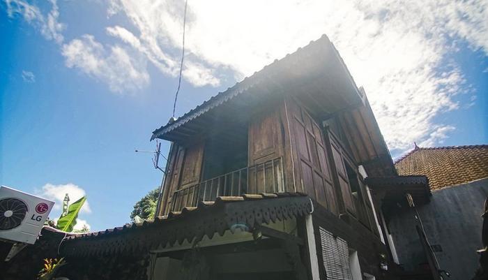 Iwabana Homestay Bali - House Building