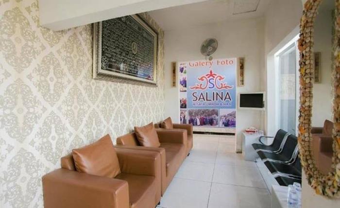 Salina Guest House Syariah Surabaya - Lobi