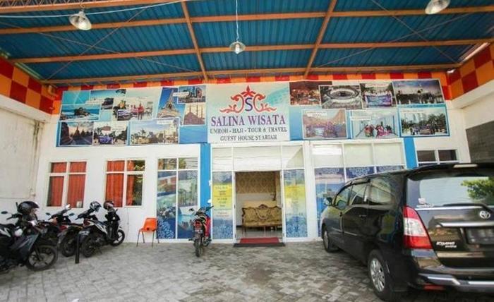 Salina Guest House Syariah Surabaya - Eksterior