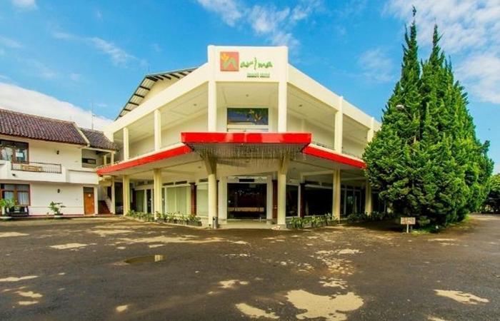 Narima Resort Bandung - Eksterior