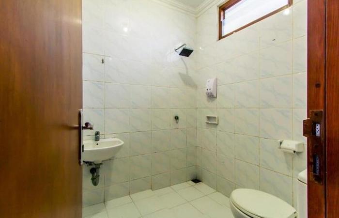 Narima Resort Bandung - Kamar mandi