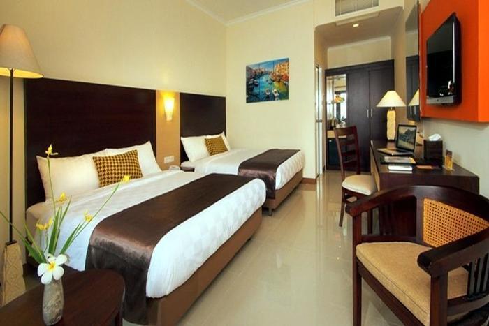 The Arnawa Hotel Pangandaran - Kamar tamu