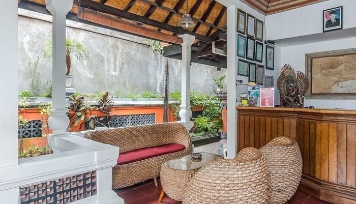 ZenRooms Tanjung Benoa Pratama 3 Bali - Lobi