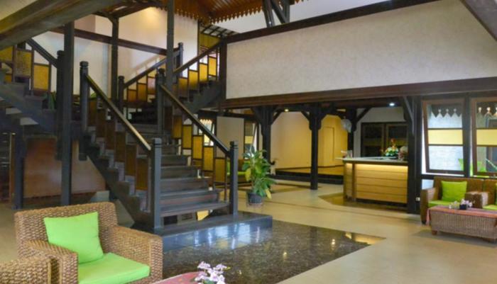 Arsela Hotel Pangkalan Bun Kotawaringin Barat - Area lobi
