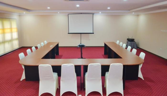 Arsela Hotel Pangkalan Bun Kotawaringin Barat - Ruang Rapat Bahalap