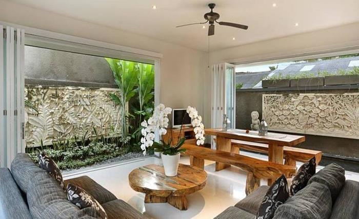 Lacasa Villa Bali - Ruang tamu
